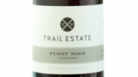 Trail Estate Winery 2016 Pinot Noir | Red Wine
