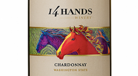 14 Hands Winery 2014 Chardonnay Washington State | White Wine