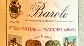 Marchesi Di Barolo 2007 Nebbiolo | Red Wine