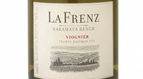 La Frenz 2017 Viognier Label