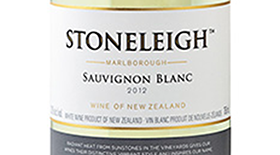 Stoneleigh 2012 Sauvignon Blanc Label