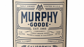 Murphy-Goode Winery 2013 Merlot Label