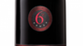 Michael David Winery 6th Sense 2014 Syrah Label