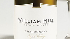 Napa Valley Chardonnay Label