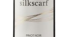 Silkscarf Winery 2010 Pinot Noir Label