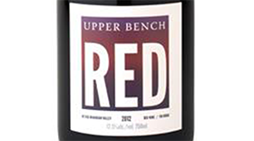 Upper Bench Red | Red Wine