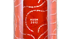 Dirty Laundry Hush 2012 Label