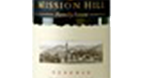 Mission Hill Reserve 2013 Vidal Icewine Label