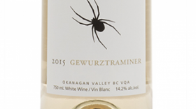 Black Widow Winery 2017 Gewürztraminer | White Wine