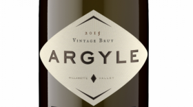 Argyle Vintage Brut 2015 Label