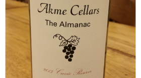 Akme Cellars The Almanac 2013 | Red Wine