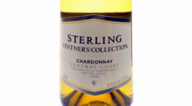 Sterling Vineyards Vintner's Collection 2012 Chardonnay | White Wine