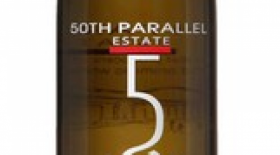 50th Parallel Estate 2016 Riesling | White Wine
