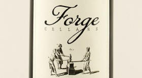 Forge Cellars Riesling Classique 2015 Label