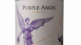 Purple Angel by Montes Label
