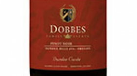 Dobbes Family Estate Cuvée Noir 2004 Pinot Noir Label