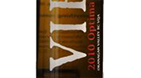 The View Winery 2010 Optima Label