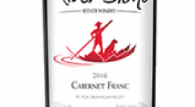 River Stone Estate Winery 2016 Cabernet Franc | Red Wine