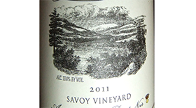 Littorai Savoy Label