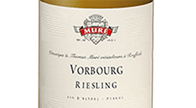 Vorbourg Riesling Label