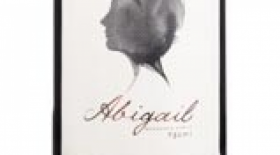 Three Sisters Winery 2016 Abigail Label