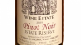 Hainle Vineyards Estate Winery 2009 Pinot Noir Reserve Label