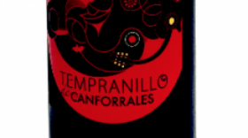 Campos Reales 2016 Canforrales Tempranillo Label