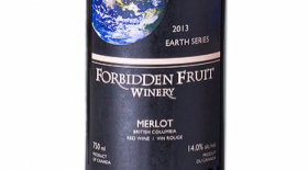 Forbidden Fruit Winery & Dead End Cellars 2013 Merlot | Red Wine