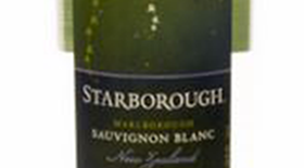 Starborough  2011 Sauvignon Blanc Label