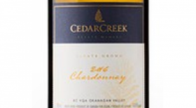CedarCreek Estate Winery 2016 Chardonnay | White Wine