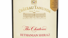 Chateau Tanunda 2015 'The Château' Bethanian Shiraz Label