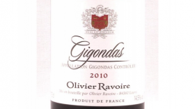 Gigondas Rouge Label