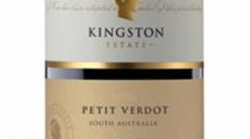Kingston Estate Wines 2009 Petit Verdot | Red Wine