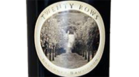 Twenty Rows 2013 Cabernet Sauvignon | Red Wine