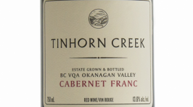 Tinhorn Creek Vineyards 2015 Cabernet Franc