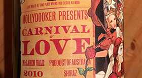 Carnival of Love Label