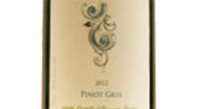 Beaumont Family Estate Winery 2012 Pinot Gris (Grigio) Label