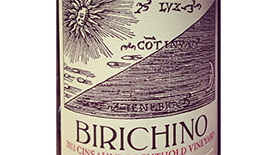Bechthold Old Vines Label