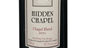 Hidden Chapel 2011 Chapel Blend | Red Wine