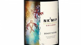 Nk'Mip Cellars 2015 Pinot Noir | Red Wine
