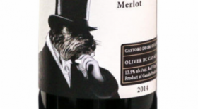 Castoro de Oro 2014 Merlot | Red Wine