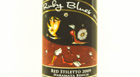 Red Stilletto Label