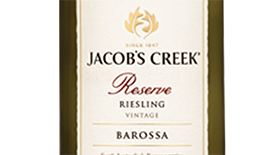 Reserve Barossa Riesling Label