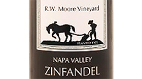 Mike and Molly Hendry 2011 Zinfandel Label