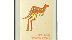 [yellow tail] 2012 Pinot Gris (Grigio) Label