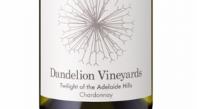 Dandelion Vineyards Twilight of the Adelaide Hills 2013 Chardonnay Label