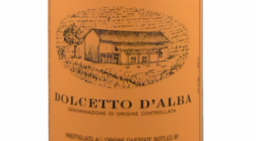 M. Marengo Dolcetto d'Alba 2016 Label