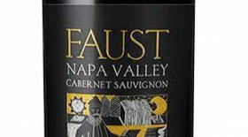 Faust Winery 2015 Cabernet Sauvignon | Red Wine