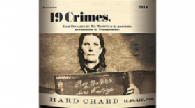 19 Crimes Hard Chard 2016 | White Wine