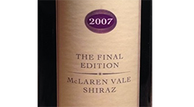 The Final Edition Label